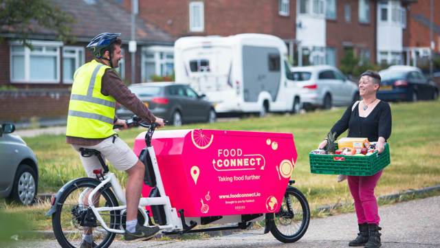 Food Connect pilot saves 260,000 meals' worth of food – what's next?