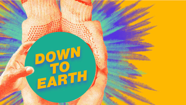 Down to Earth, the Hubbub podcast