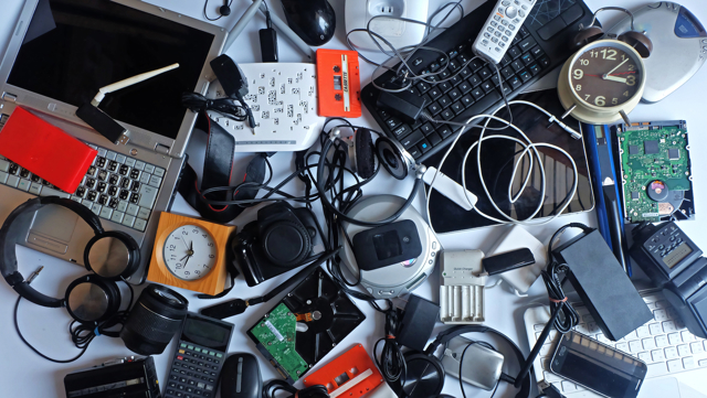 Tackling your tech: What to do with old electronics