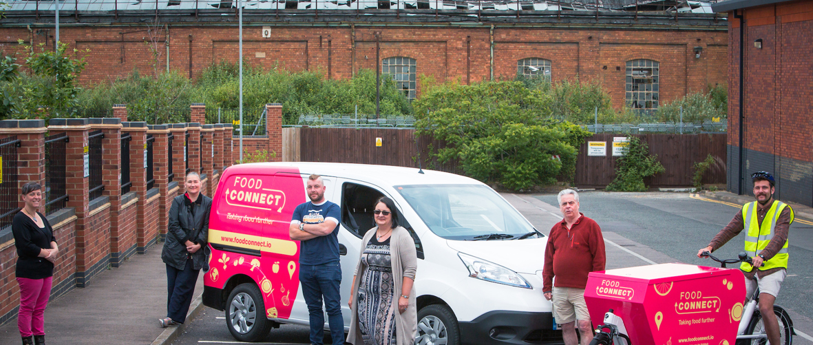 Hubbub launches Food Connect to deliver surplus food to vulnerable households