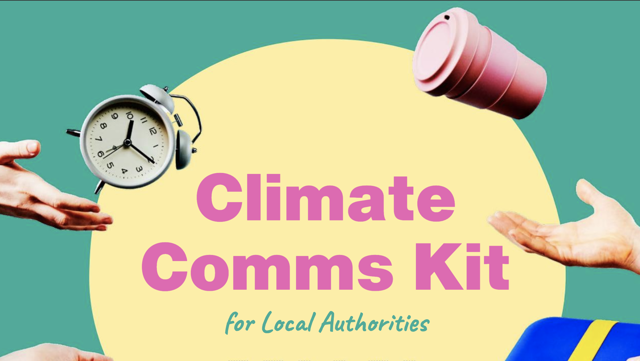 Use the Climate Comms Kit to engage residents