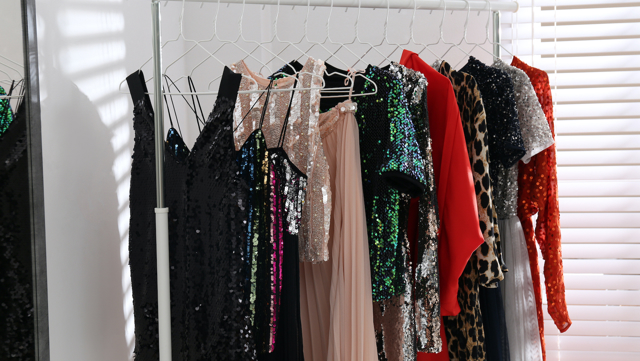 10 Tips on how to wash sequins and care for clothes with glitter, beads and more